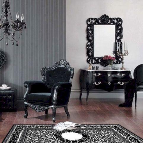 Gothic Living Room Design Ideas 3
