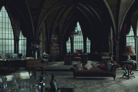 Gothic Living Room Design Ideas 6