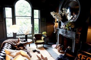 Gothic Living Room Design Ideas 8