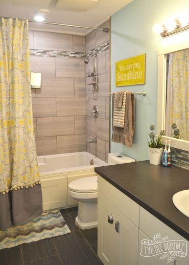 Kids Bathroom Design 1