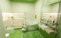 Kids Bathroom Design 14