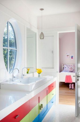 Kids Bathroom Design 19