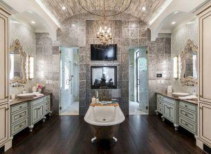 Master Bathroom Design 5