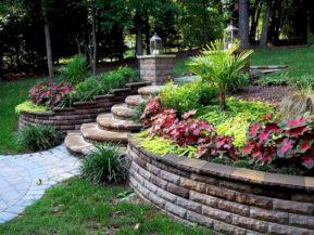 Slope Backyard Design 15