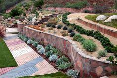 Slope Backyard Design 4