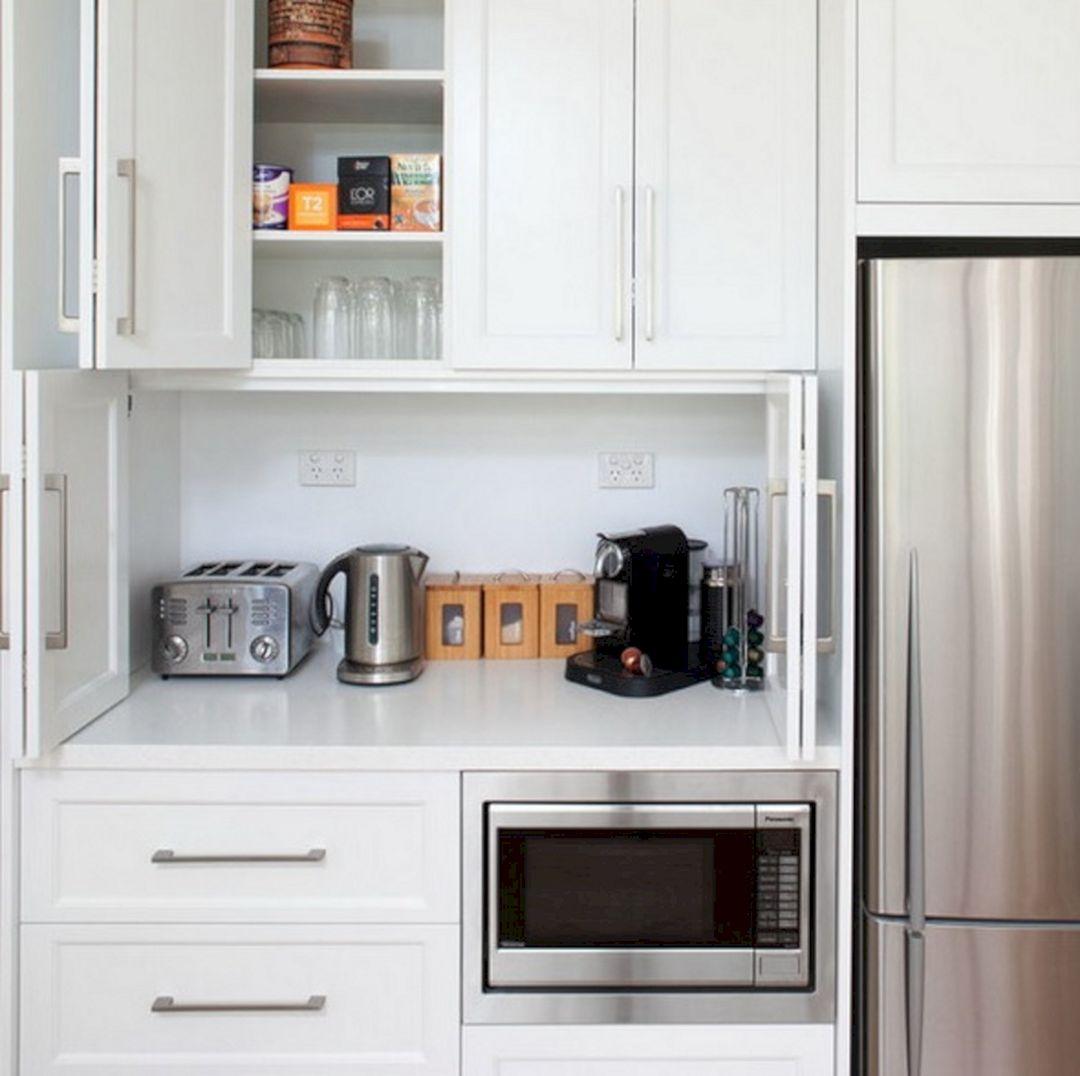 Small Kitchen Storage Ideas 23