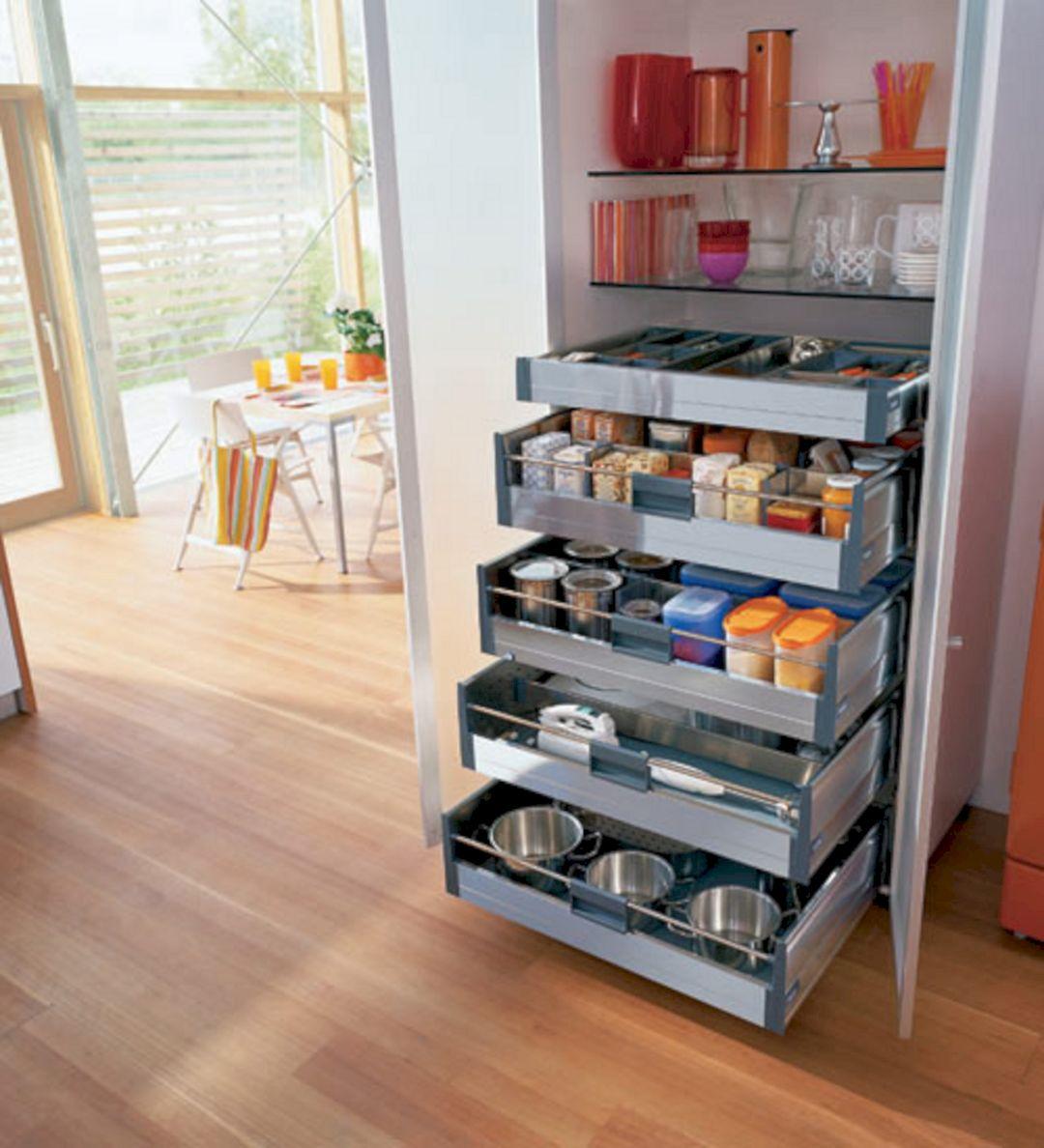 Small Kitchen Storage Ideas 26