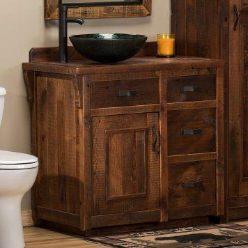 Unique Bathroom Barnwood 14