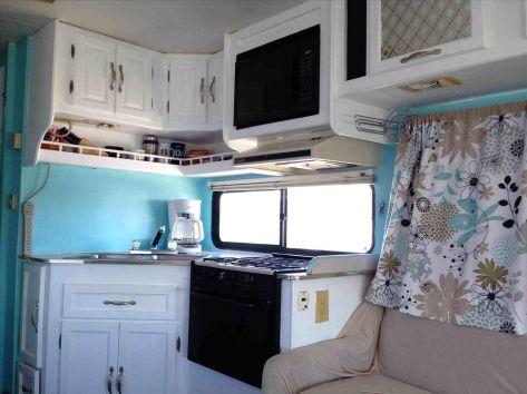 RV Kitchen Makeover Ideas 0111