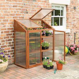 Small Greenhouse Ideas 171
