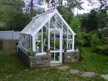 Small Greenhouse Ideas 21