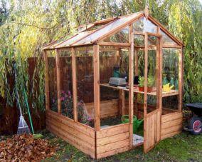 Small Greenhouse Ideas 301