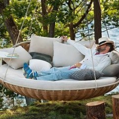 Hanging Chairs Garden Furniture Target Wooden Patio 25 Most Comfortable Designs The Design From Dedon