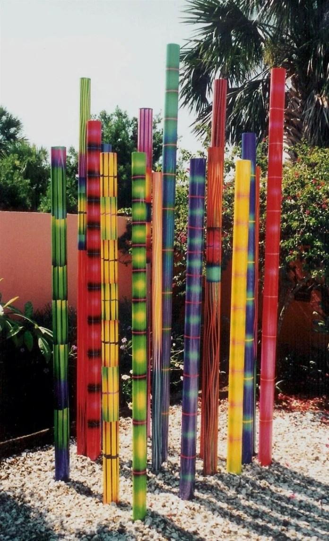 Solar Garden Wall Art