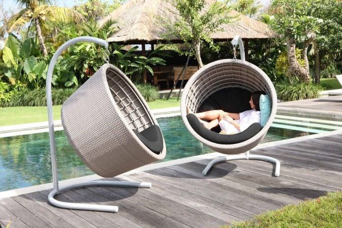 rattan swing chair nz ikea antilop high 41 fabulous outdoor wicker furniture design ideas for your patio