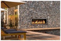 47 Unique Outdoor Fireplace Design Ideas