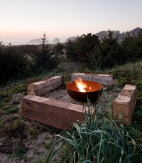 Magical Outdoor Fire Pit Seating Ideas & Area Designs