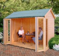 Building A Summer House Plans