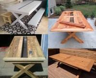 Rustic Outdoor Table Plans - Outdoor Designs
