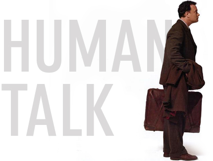Tom_Hanks, The Terminal, Human Talk