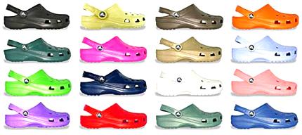 Crocs Trend led to Jibbitz
