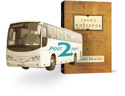 Post2Post Tour Featuring Greg Fraley Author of Jacks Notebook