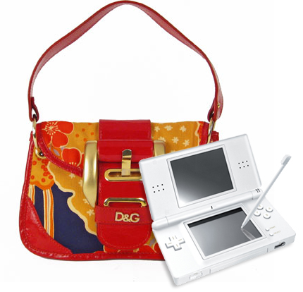 Dolce and Gabbana Nintendo DS team up together.jpg