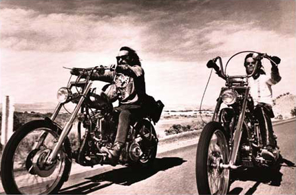 Harley Easy Rider the movie