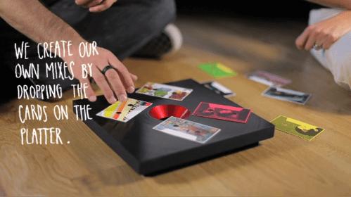 IDEO's RFID Turntable