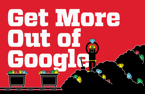 Google Search Hacks Infographic