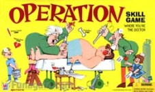 Operation Game Board