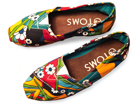 Large Picture of Womens TOMS Shoes