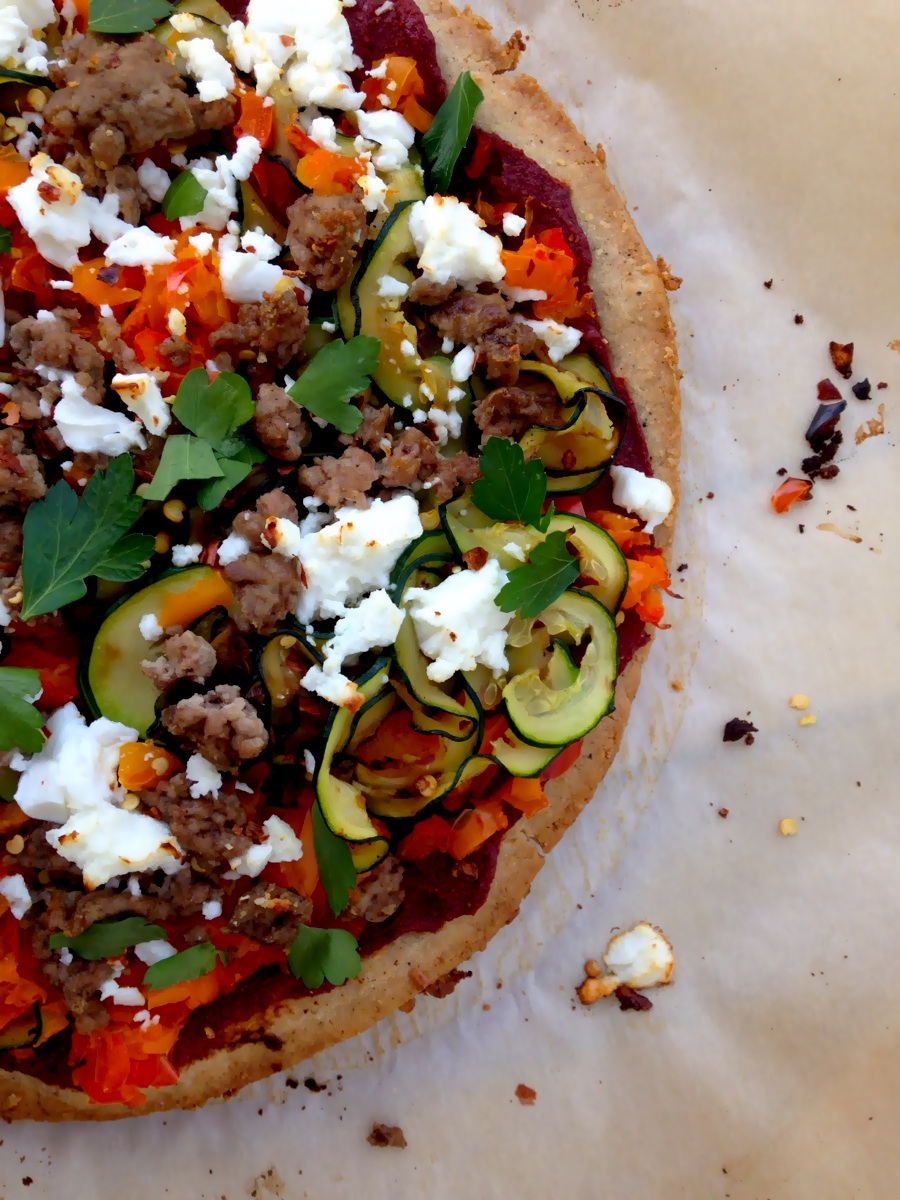 Primal Flatbread - Ras el Hanout by Fresh Planet Flavor