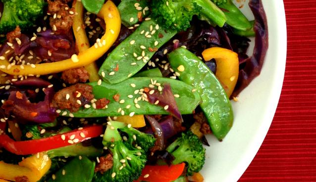 Simple Beef Stir Fry - GrokGrub.com