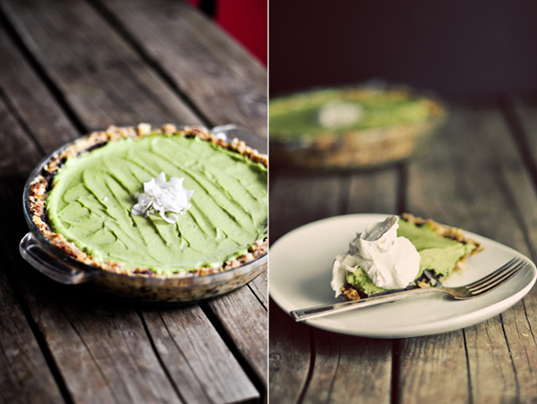 Chocolate Coconut and Lime Pie - 12 Fresh Avocado Recipes | GrokGrub.com