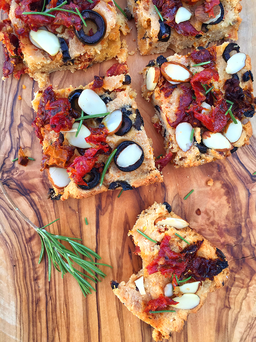 Sun dried tomato ripe olive focaccia fresh planet flavor - Make sun dried tomatoes explosion flavor ...
