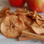 Baked Apple Chips: 75 Healthy Kid-Friendly Snacks (allergy-friendly for every occasion) | GrokGrub.com