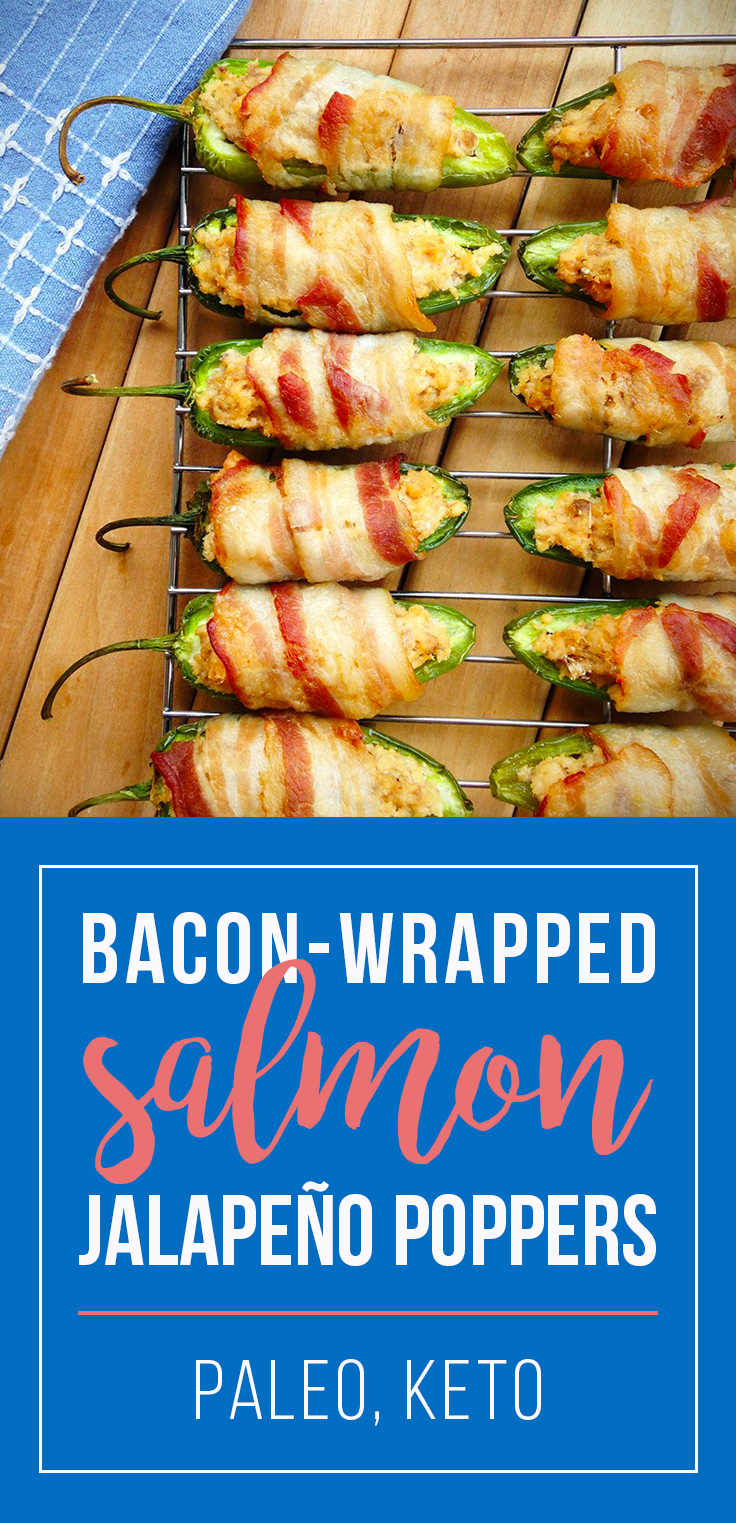 Paleo Bacon-Wrapped Jalapeno Poppers | Fresh Planet Flavor