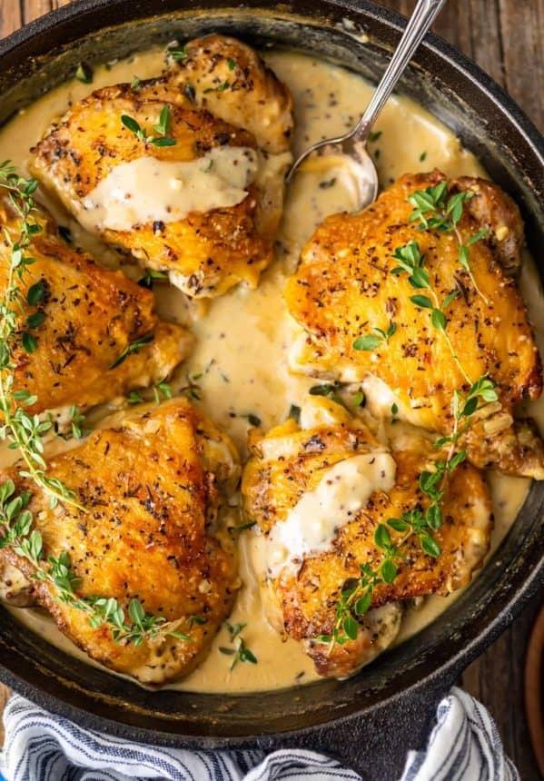 chicken-white-wine-sauce-curry