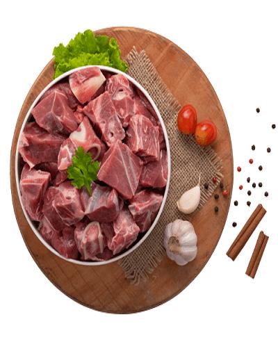 Mutton boneless curry cut online