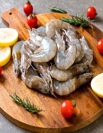 Regular prawns_fresh protino