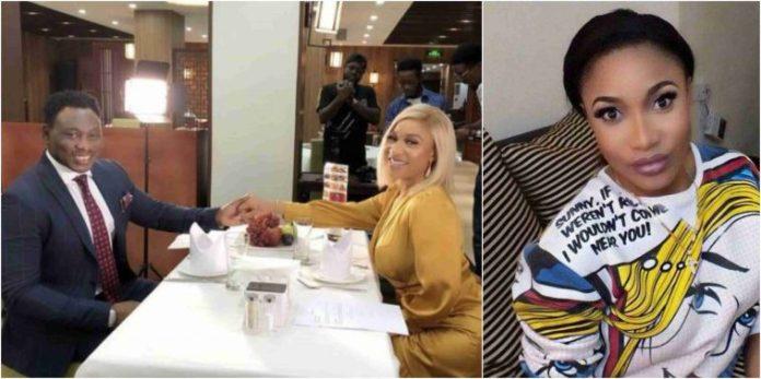 Tonto Dikeh Dating Amokachi Actress finally gives details lailasnews 3 758x378 1