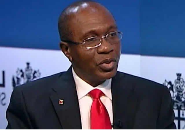 CBN Governor Godwin Emefiele 1