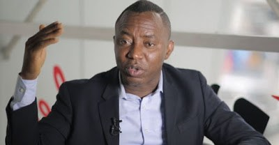 Omoyele Sowore Has Reacted To The Suspension As National Chairman Of AAC