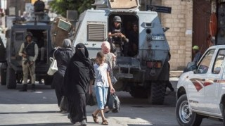 Sinai Militants Kill 8 Egypt Police: Interior Ministry
