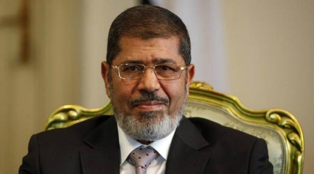 Former Egypt President Mohamed Morsi