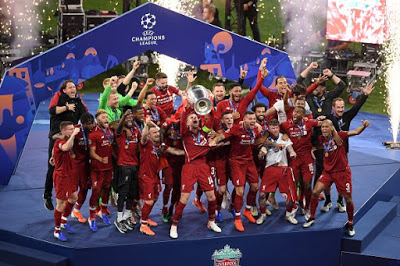 Liverpool are masters of club football