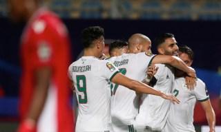 2019 AFCON: Algeria beat Kenya 2-0