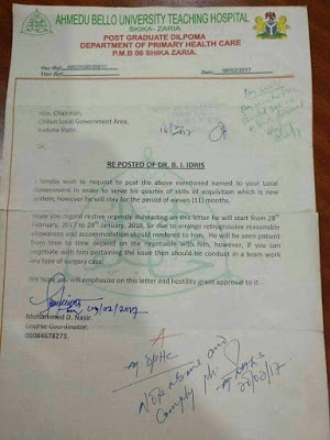 Can You Figure Out What's Wrong In The Letter From Senior Staff Of ABU That Is Trending Online