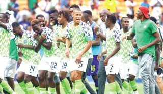 Nigeria's Super Eagles have moved up 12 spots in the July FIFA ranking, to place 33rd in the world after winning bronze at the just-concluded